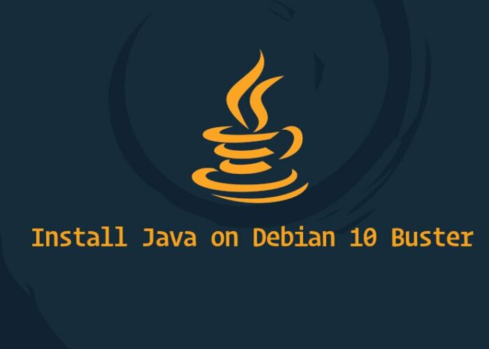 Debian 10 (Buster) und Java 11